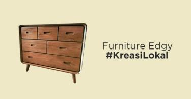 Furniture Edgy #KreasiLokal