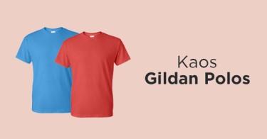 Kaos Gildan Polos