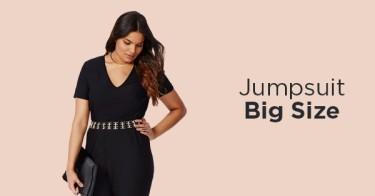 Jumpsuit Big Size