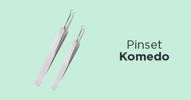 Pinset Komedo