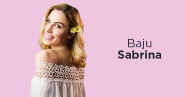 Baju Sabrina Palembang