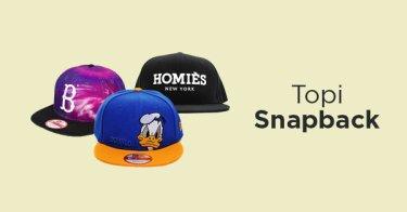 Topi Snapback Bekasi