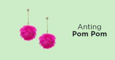 Anting Pom Pom