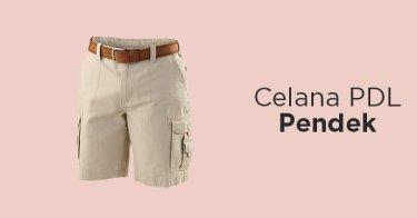 Celana PDL Pendek