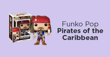 Funko Pop Pirates of the Caribbean