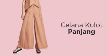 Celana Kulot Panjang DKI Jakarta