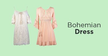 7ff37c08 Jual Bohemian Dress Model & Style Terbaru - Harga Murah / Grosir | Tokopedia