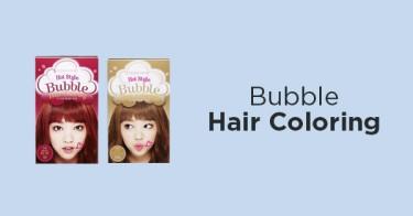 Bubble Hair Coloring