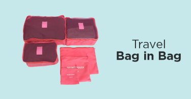 Travel Bag in Bag