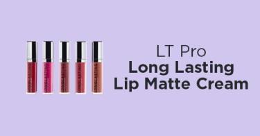 LT Pro Long Lasting Lip Matte Cream