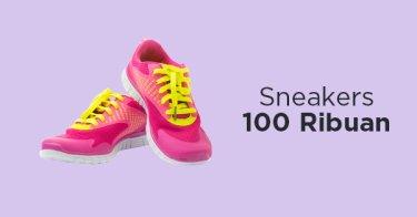 Sneakers 100 ribuan