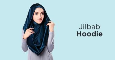 Jilbab Hoodie Kalimantan Selatan