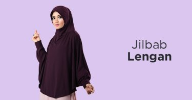 Jilbab Lengan