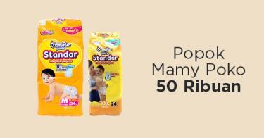 Pampers MamyPoko 50 Ribuan