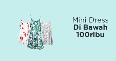 Mini Dress di Bawah 100 ribu