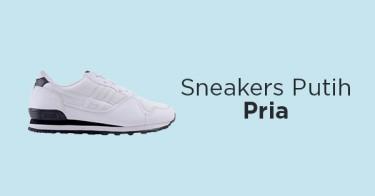Sneakers Putih Pria
