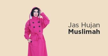 Jas Hujan Muslimah