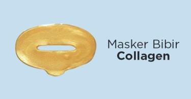 Masker Bibir Collagen