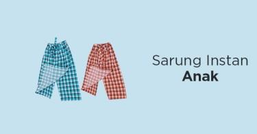 Sarung Instan Anak Bandung