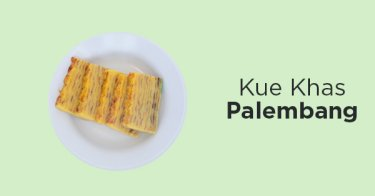 Kue Khas Palembang