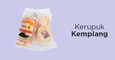 Kerupuk Kemplang Lampung