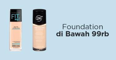 Foundation di Bawah 99rb