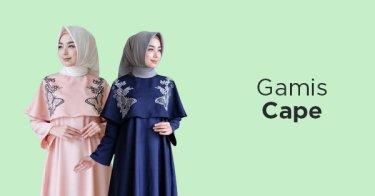 Gamis Cape
