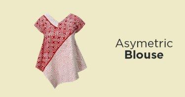 Asymetric Blouse