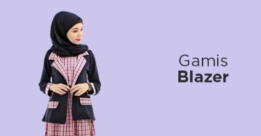 Gamis Blazer Tangerang