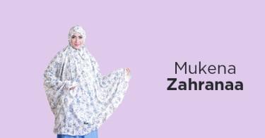 Mukena Zahranaa Bandung