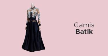 Gamis Batik Cilegon