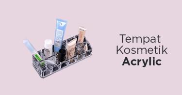 Tempat kosmetik Acrylic Kabupaten Bogor
