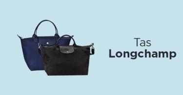 Tas Longchamp Sumatera Selatan