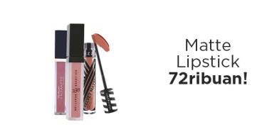 Matte Lipstick 72ribuan!
