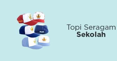 Topi Seragam Sekolah Jawa Tengah