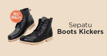 Sepatu Boots Kickers Sumatera Selatan