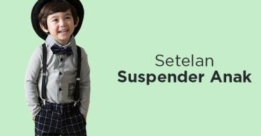 Setelan Suspender Anak Jawa Timur