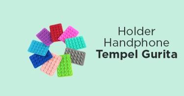 Holder Handphone Tempel Gurita