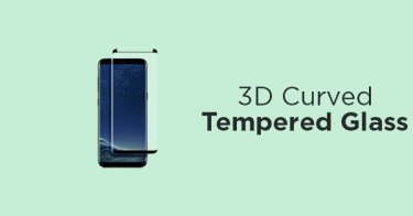 3D Curved Tempered Glass