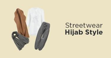 Streetwear Hijab Style