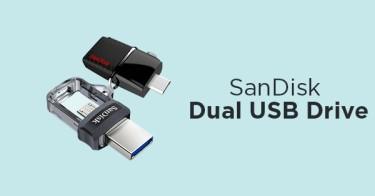 SanDisk Dual USB Drive Palembang