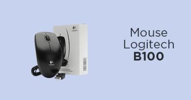 Mouse Logitech B100 Lampung