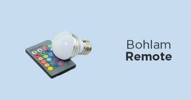 Bohlam Remote
