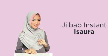 Jilbab Instant Isaura
