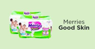 Merries Good Skin