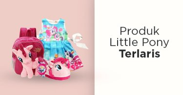 Produk Little Pony Terlaris