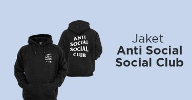 9cd511acb93f Jual Jaket Anti Social Social Club