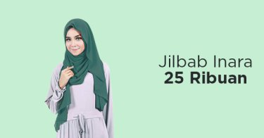 Jilbab Inara 25 Ribuan