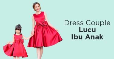 Dress Couple Lucu Ibu Anak DKI Jakarta