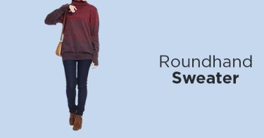 Roundhand Sweater
